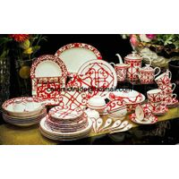 Porcelain dinner sets Ceramic tableware Bone china dinnerware sets