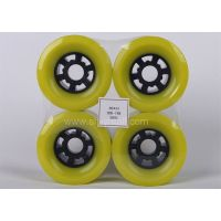 pu wheels for skate board8344 customized pu pulley for skate board