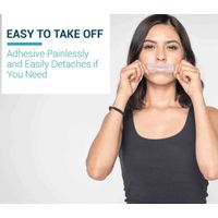SomniFix ASM11 Sleep Strips for Better Nose Breathing-28 Strips per Box thumbnail image