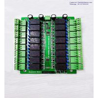 Elevator Access Control System Controller Board For 16 Floor
