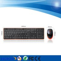 ultra thin keyboard and mouse combo