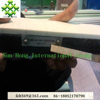 Paper Machine Dewatering Elements Uhmwpe Suction Box Cover Manufacturer