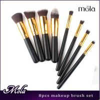 8PCS Makeup Brushes Set