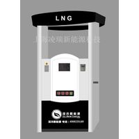 Lingrui automated gas station equipment fuel dispenser thumbnail image