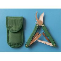 High Quality 2CR13 Stainless Steel New Design Garden Pruning Tools Sets thumbnail image