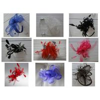 New hats/hairwear for organza and sinamay thumbnail image