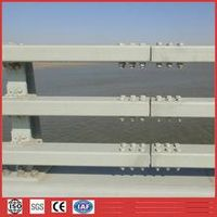 Supply High strength anti-crash beam shape bridge guardrail