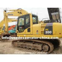 Komatsu excavator PC200-8 for sale in China