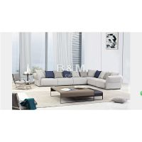 Small Size Sofa Modern minimalist Fabric Sofa Fabric sofa combination Corner Sofa manufacturer thumbnail image