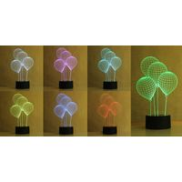 NL1 color changing childs nightlight lamp