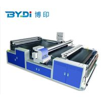 Factory Preting Flatbed Digital Fabric Printing Machine XC06