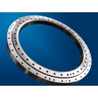 Directly sell angular contact ball bearing|double rows different diameter contact ball slewing beari thumbnail image