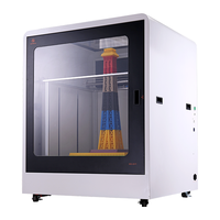 High Precision Large Volume 3D Printing Machine 600600600mm MINGDA MD-666 for PLA Filament