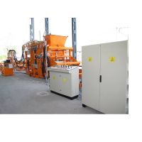 Concrete block machine Sumab U-1500
