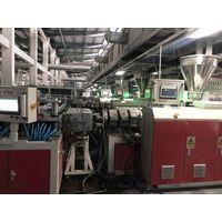 SJSZ 110/220 Four Roller LVT A (Luxury Vinyl Tile) Production Machine Line