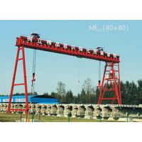 (50+50)t double girder gantry crane with double trolleys