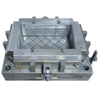 pallet mould and plastic parts in Huangyan China