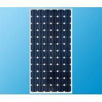 Tempered glass laminated solar panel