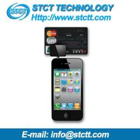 Mobile Phone Secure Audio-Jack Magnetic Card Reader thumbnail image