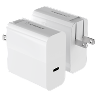 45w big power fast charging adapter wall charger with FCC CE ROSH thumbnail image