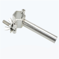 Stainless Steel Sanitary Pipe Holder thumbnail image