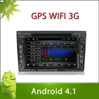 "7"" 2 din SUZUKI SWIFT android 4.1 car DVD with Radio,GPS,Ipod,Bluetooth,SWC,Wifi,PIP,3D UI thumbnail image"