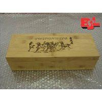 Bamboo Wine Box bsl-018 thumbnail image