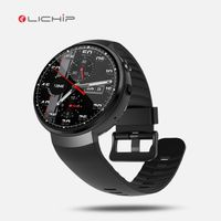 Android Systems Smart Watch with Dual Sim GPS Tracking