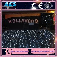 ACS starlit dance floor portable dance floor for wedding,hotel,events