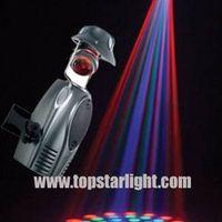 LED scan meteor shower