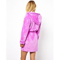 Coral fleece bathrobes