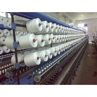 100% polyester spun for sewing thread