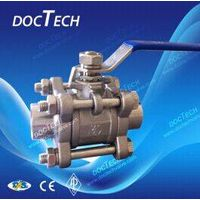 3-PC Internal Thread Ball Valve