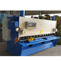 China Supplier of QC11Y Hydraulic Shearing Machine thumbnail image