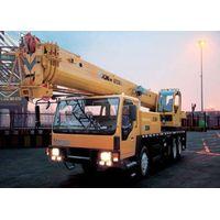 New QY50KA(QY50K-II) Track Crane XCMG