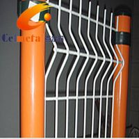 wire mesh fencing, Galvanized fencing 10 years warranty