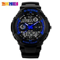 hot sale manufacturer&exporter dual time sports watch