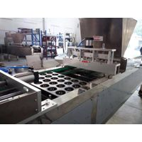 Semi-automated donut cake production line--YuFeng
