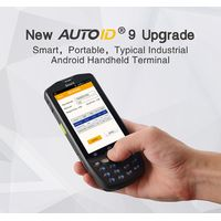 Rugged Industrial PDA Barcode Scanner-AUTOID 9