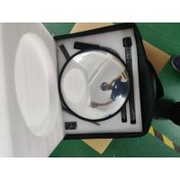 Under vehicle search mirror for vehicle inspection 30cm12inch diameter mirror with adjustable handle thumbnail image
