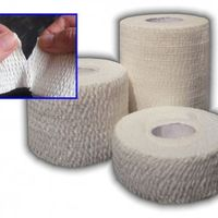 Medical supplies wholesale Tear light elastic adhesive bandage