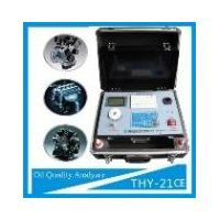 Oil analysis kit for vehicle lubricant