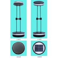 Collapsible Solar Table Lamp thumbnail image