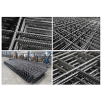 Steel wire mesh for tunnel support thumbnail image