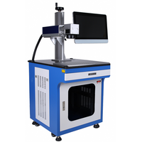 10w 20w 30w laser laser marking machine logo/fiber laser marking machine price thumbnail image