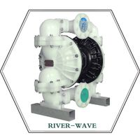 RV80 Pneumatic Diaphragm Pump (plastic)