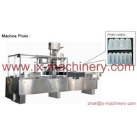 China pharmaceutical machinery for suppository flling and sealing production line thumbnail image