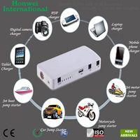 10000mAh Micro-Start Car Battery Personal Power Supply thumbnail image