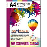 matte inkjet paper A4&A3&roll&other sizes,108gam,128gsm,etc