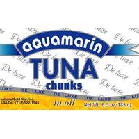 Tuna chunks in brine  185 gr